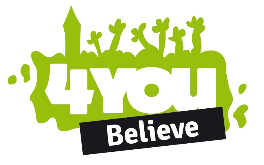 4 YOU BELIEVE-line